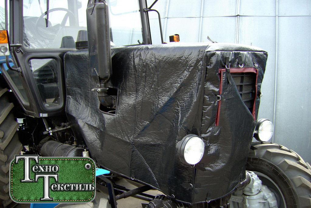 Утеплитель для трактора